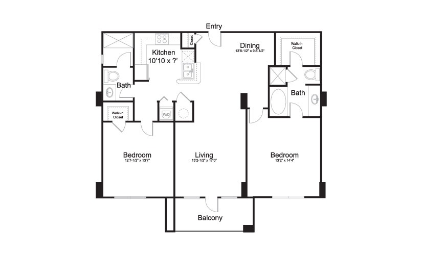 1 & 2 bedroom apartments available to rent in Atlanta, GA ...